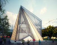 Concept project of Azerbaijan on EXPO Milano 2015