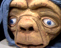 ET Mask for TV Show