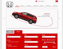 Honda / Dundee / UK