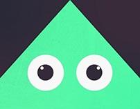 DRZEWO - Minimalistyczna animacja 2d