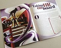 HR Magazine - HR On Board
