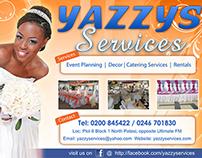 Yazzys Flyer
