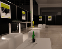 Event visualisation