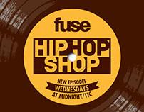 """""""Hip Hop Shop"""" Show Identity"""