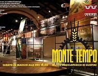 Monte Tempo, allestimento, Comune di Guspini – 2010