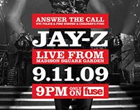 Jay-Z Concert Identity
