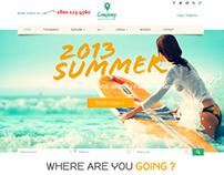 Noo Travel - Responsive Joomla 3 Travel Template