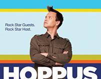"""Hoppus On Music"" Show Identity"
