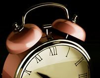3d Alarm Clock - Realisation