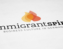 ImmigrantSpirit Corporate Design