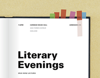 Literary Evenings
