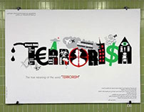 "Analysis of the word ""TERRORISM"""