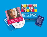 Förpackningsdesign och annonser - UNICEF