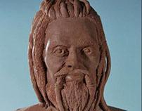 Yogi Sculpture