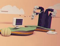 Aldryn branding animation