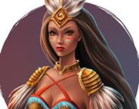Injun Girl