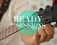 Ready Set Sessions //  #1 -  #10