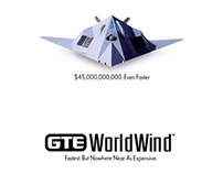 GTE WorldWind - Direct Mail