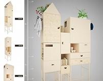 Product design: Eco-Modulor