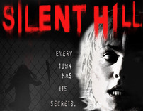 Silent Hill Concept Movie Poster