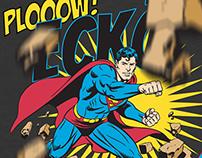 Hotsite Superman