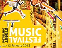 Petaling Street Music Festival Poster