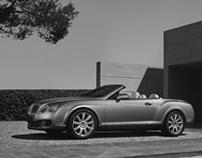 Print Advertising for Bentley