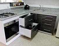 2011 – Remodelación Cocina