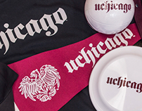 """uchicago"" logotype"