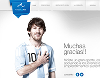 Messi Foundation Official Store