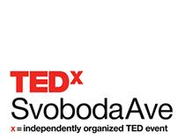 TEDxSvobodaAve Online Promo Materials