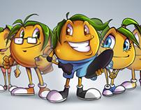 EL Equipo Naranjo