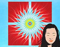 Portrait - Mandala