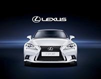 LEXUS | Invitation design