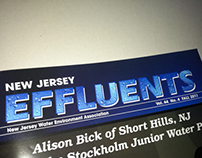 NJWEA Effluents Quarterly Magazine