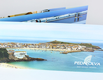 Pedn Olva, St Ives - Mini Brochure