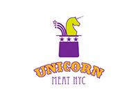 Unicorn Meat Logo