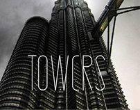 Towers - Font.