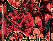 Goblin Gig Poster