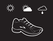 Brooks Running Illustrations + Icons
