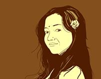 Shyamoli - Portrait