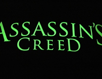 Assassin's Creed Glow in the dark t-shirt