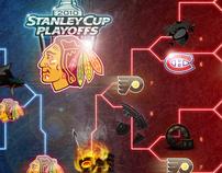 NHL PLAYOFFS 2010