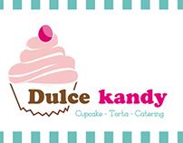 Logotipo de Cupcake y sesión fotográfica