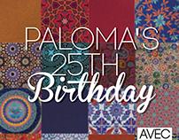 Birthday Invites.