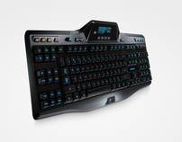 Logitech Gaming Keyboard G510