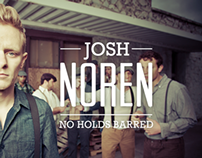 Josh Noren No Holds Barred Promo Materials