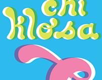 Chiklosa typeface