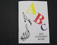 Alphabet Book - Musical Instruments