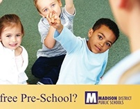 Madison Heights Pre-School Postcards